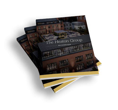 The Heaton Group Brochure Front