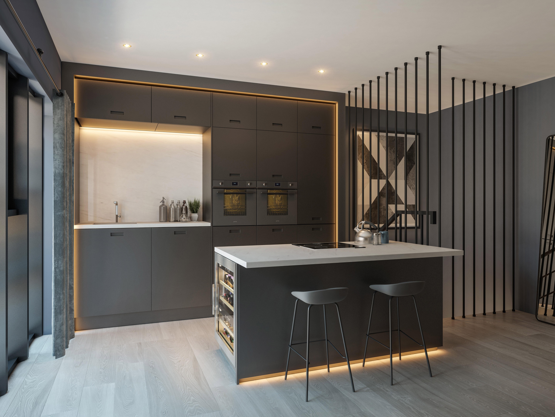 B50_A Kitchen View