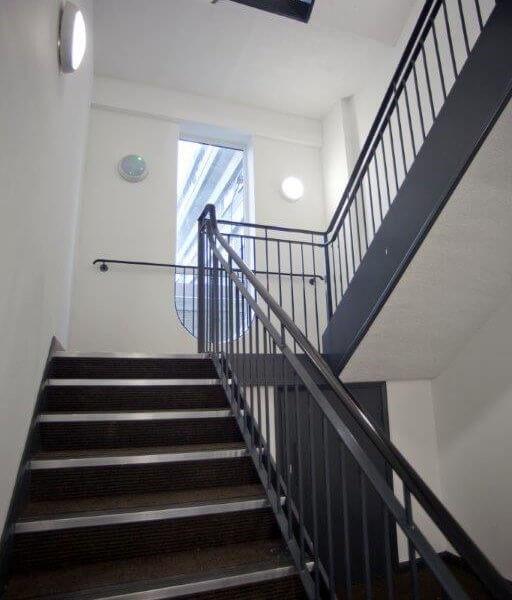 Sumner House Stairway