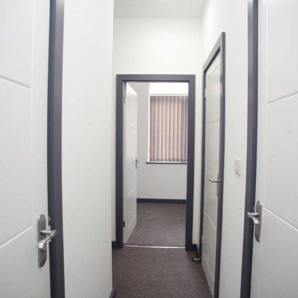 St. Austins Corridor