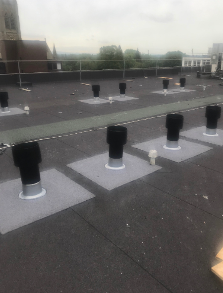 Roof Ventilation 12