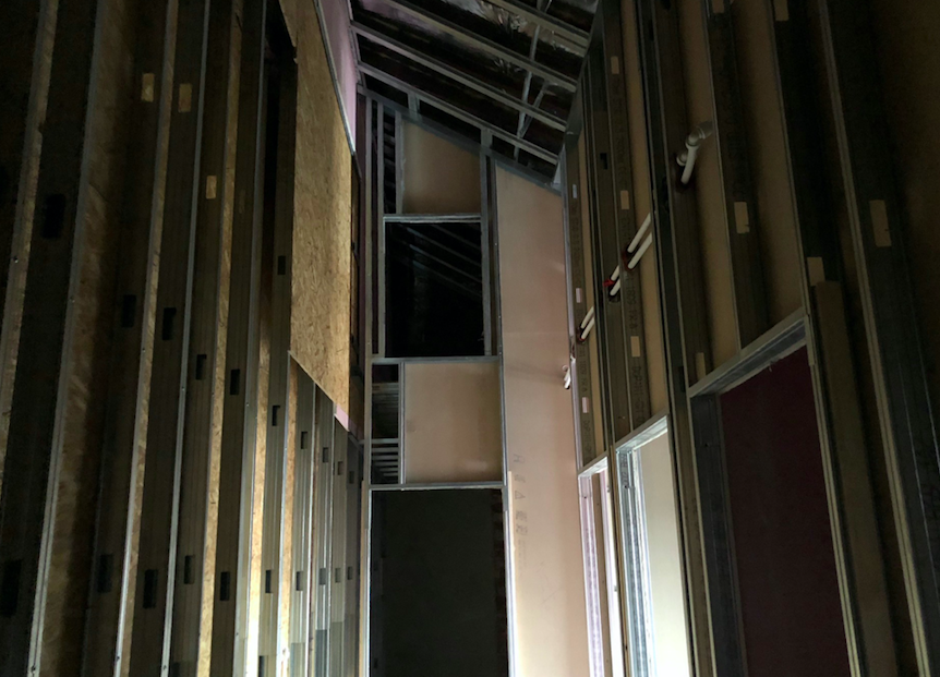 Boarding Second Floor